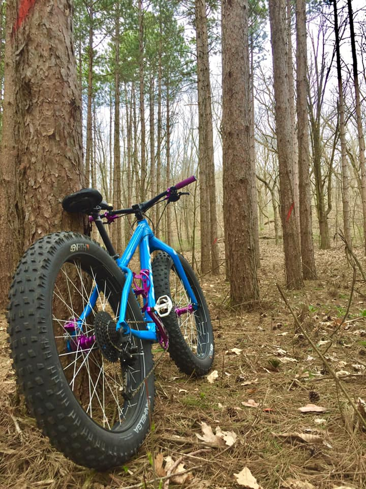 Ride the trails