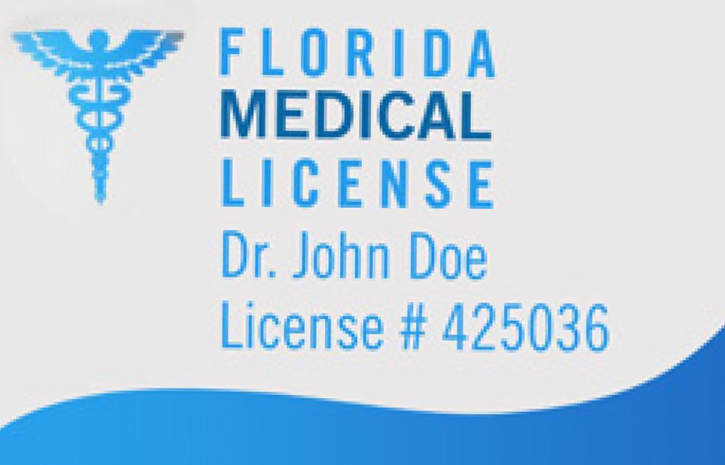 Medical License Renewal