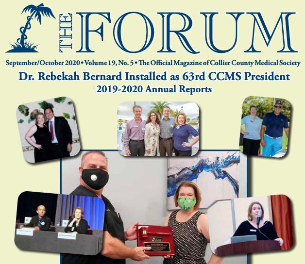 The Forum Magazine September October 2020