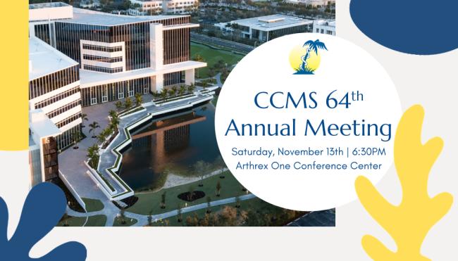 CCMS Annual Meeting