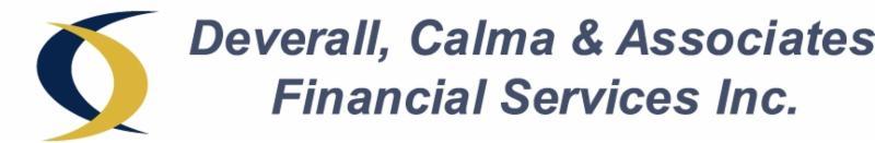 Deverall, Calma & Associates Financial Services Inc.