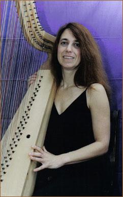 Ellen Tepper Triple harp