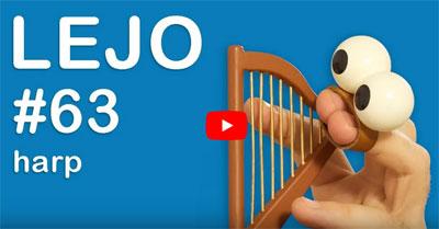 Lejo and harp