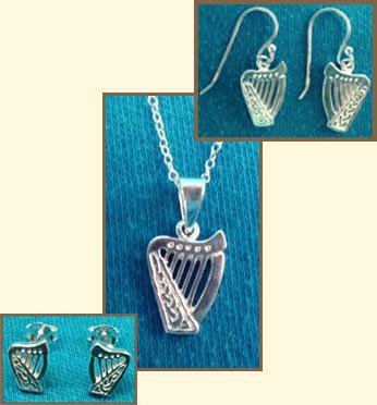 Brian Boru Jewelry