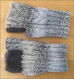 Gloves - flat