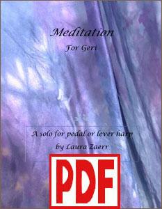 Meditation for Geri