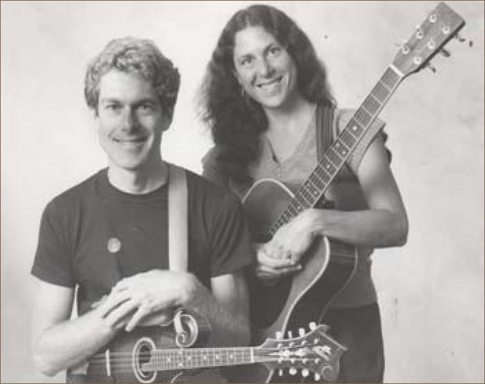 Sharon and Dave