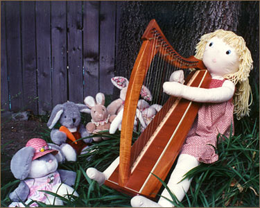 Dolly and bunnies