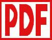 PDF logo - large