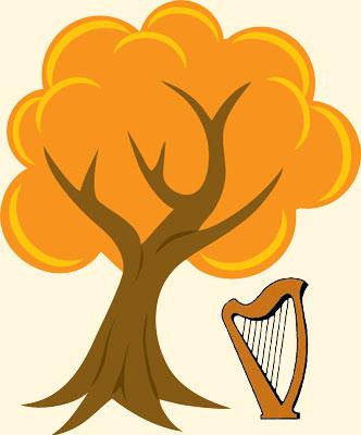 Autumn harp