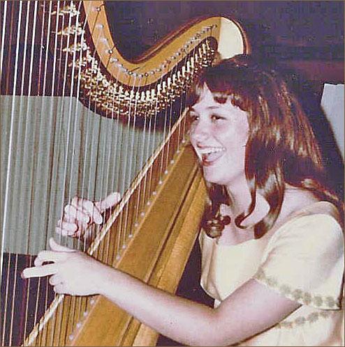 College Harp Recital