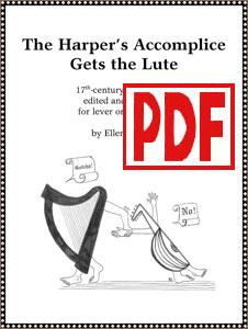 Harper's Accomplice Lute