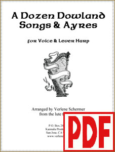 Dowland Songs