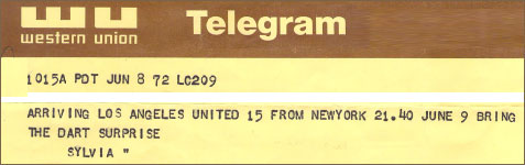 1972 Telegram
