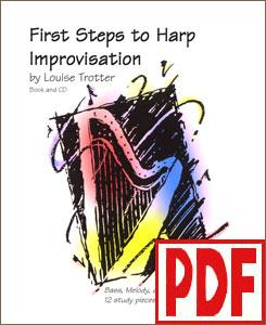 Harp Improvisation