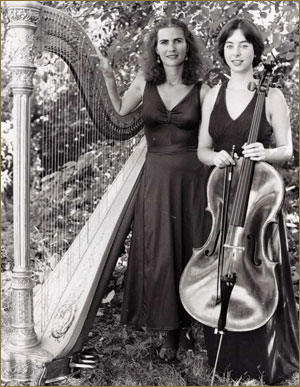 DHC with cellist
