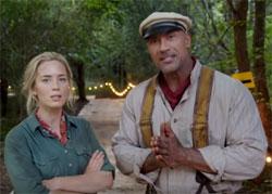Jungle Cruise actors