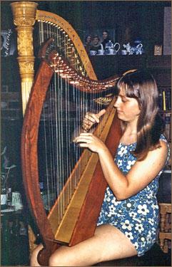 Waltons harp
