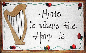 Home Is Plaque