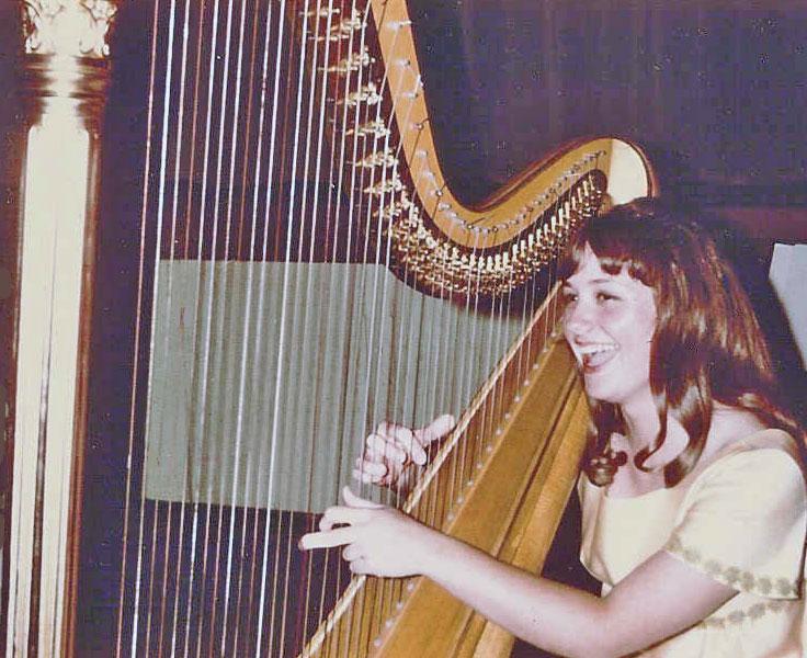 Sylvia harp recital