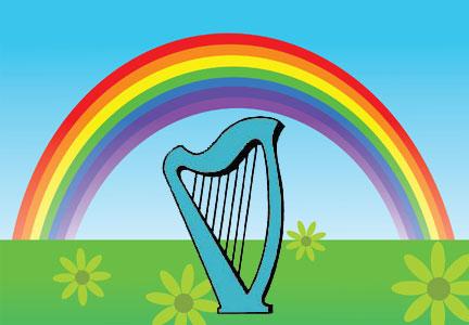 Harp Rainbow