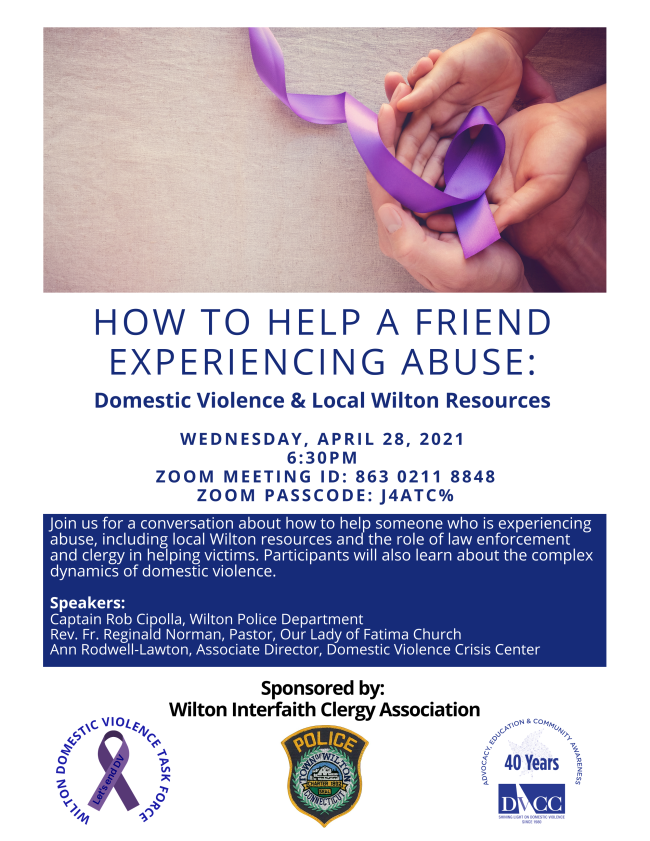 How to Help a Friend Experiencing Abuse