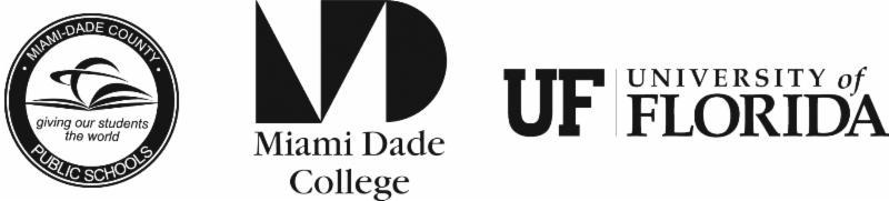 MDCPS logo_ MDC logo_ UF logo