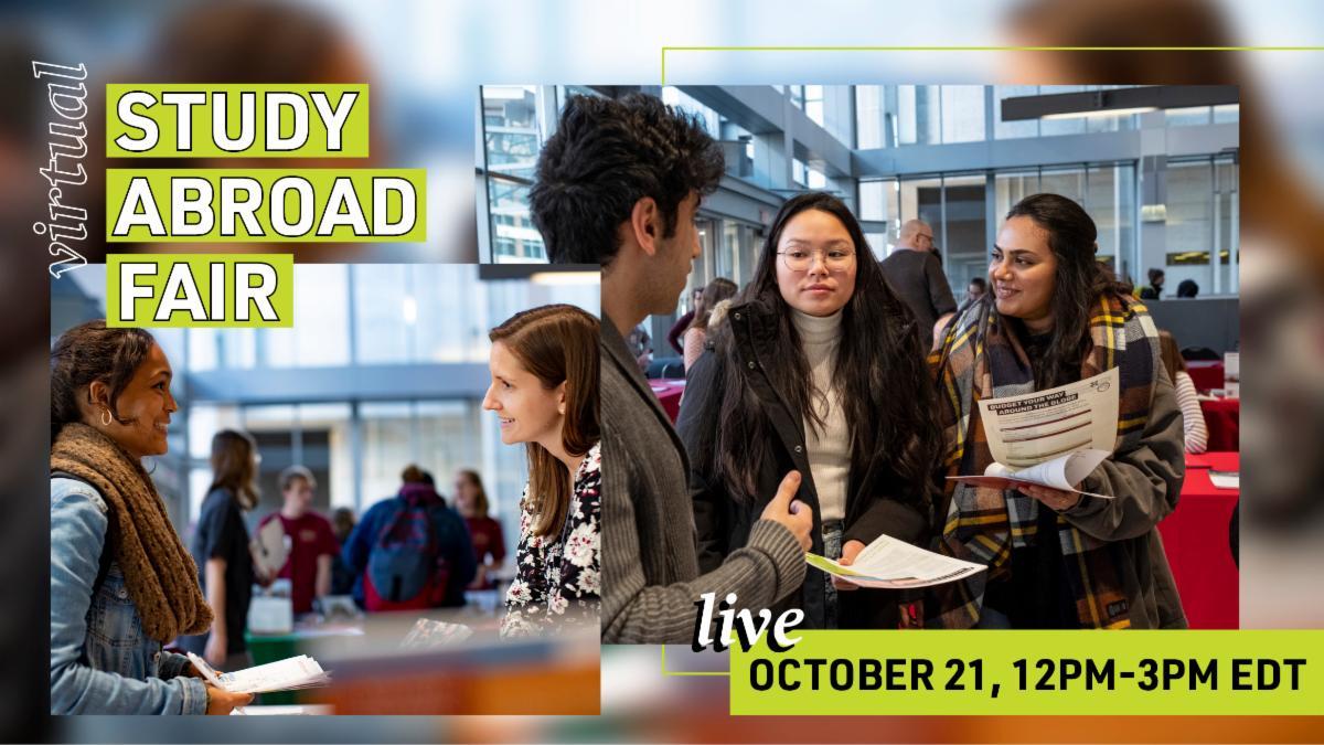 Temple University Virtual Fall Study Abroad Fair 2020