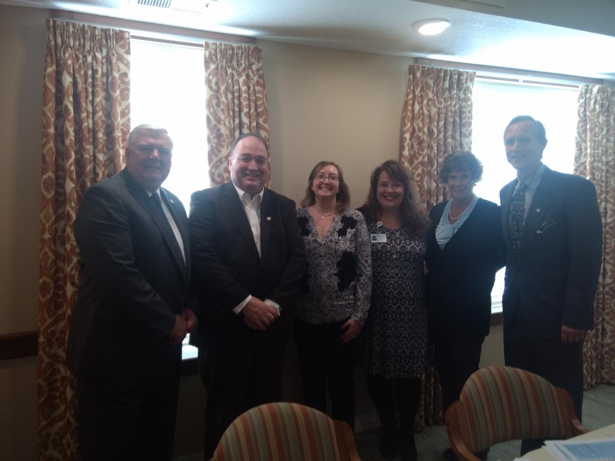 Oct Legislative Round Table