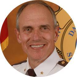 Sheriff Tim Lesley