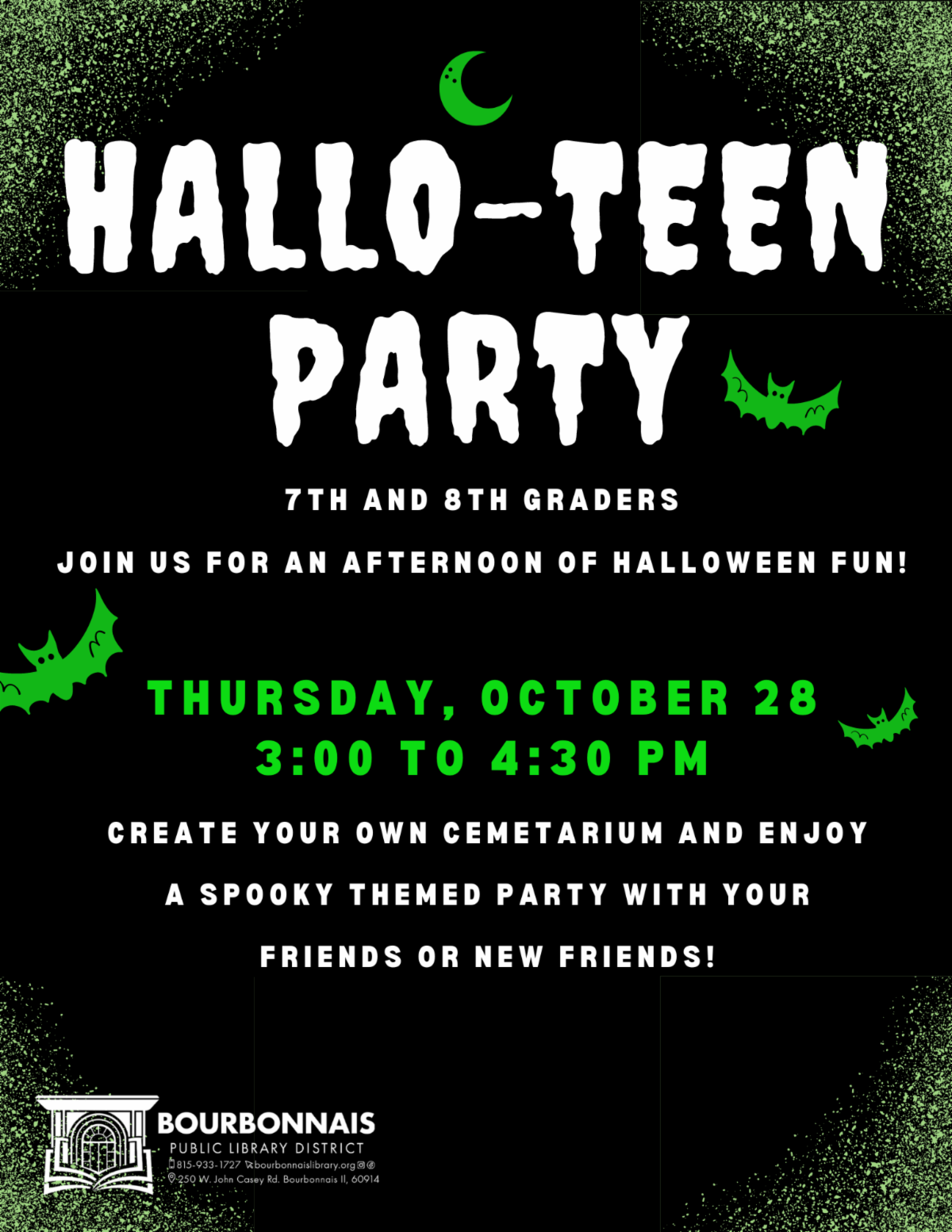 Hallow-teen Party
