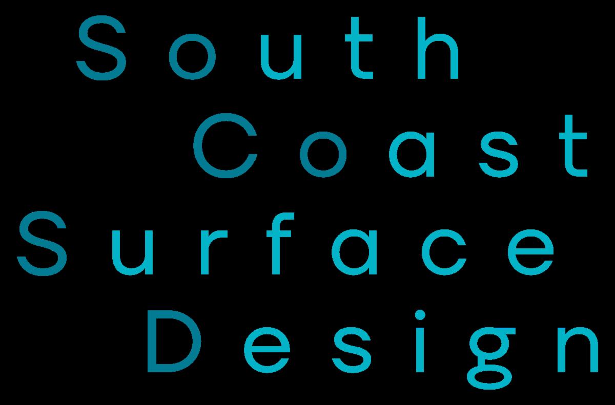 South Coast Surface Design Logo