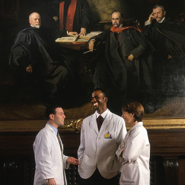 Johns Hopkins University School of Medicine Alumni News