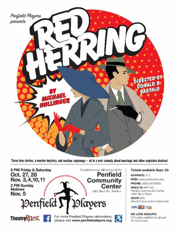 Red Herring Flyer