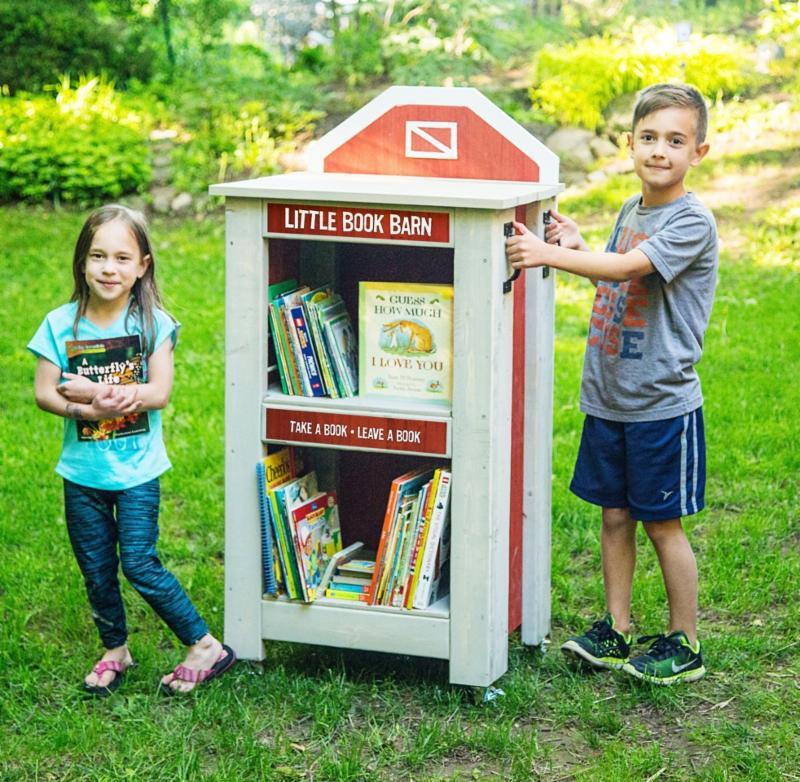 Little Book Barn Photo