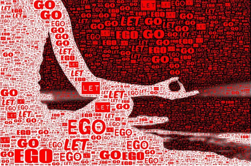 LET GO EGO