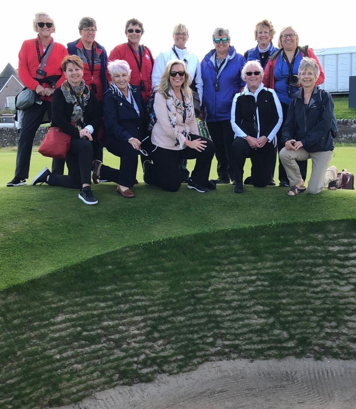 Members at St. Andrews