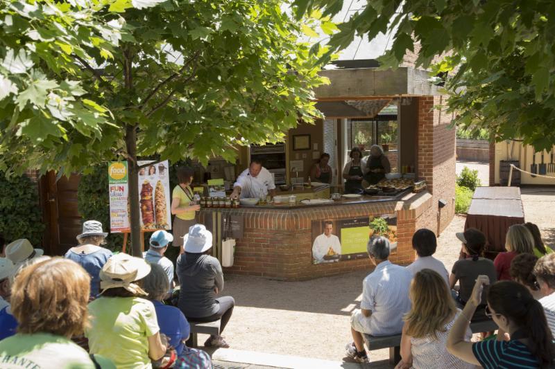 Aug-Chef Garden Series Botanic Garden