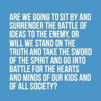 Surrender the battle