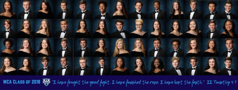 Senior Class 2018