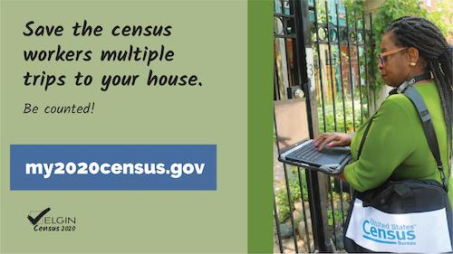 Census - Save the census worker