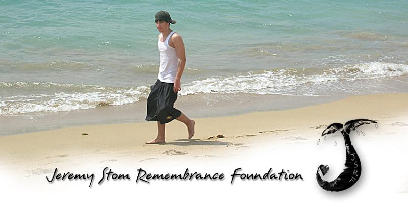 Jeremy on the Beach