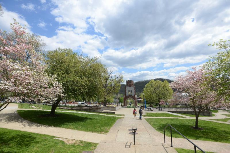 bell tower spring