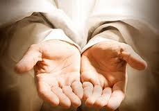 Be Jesus' Hands