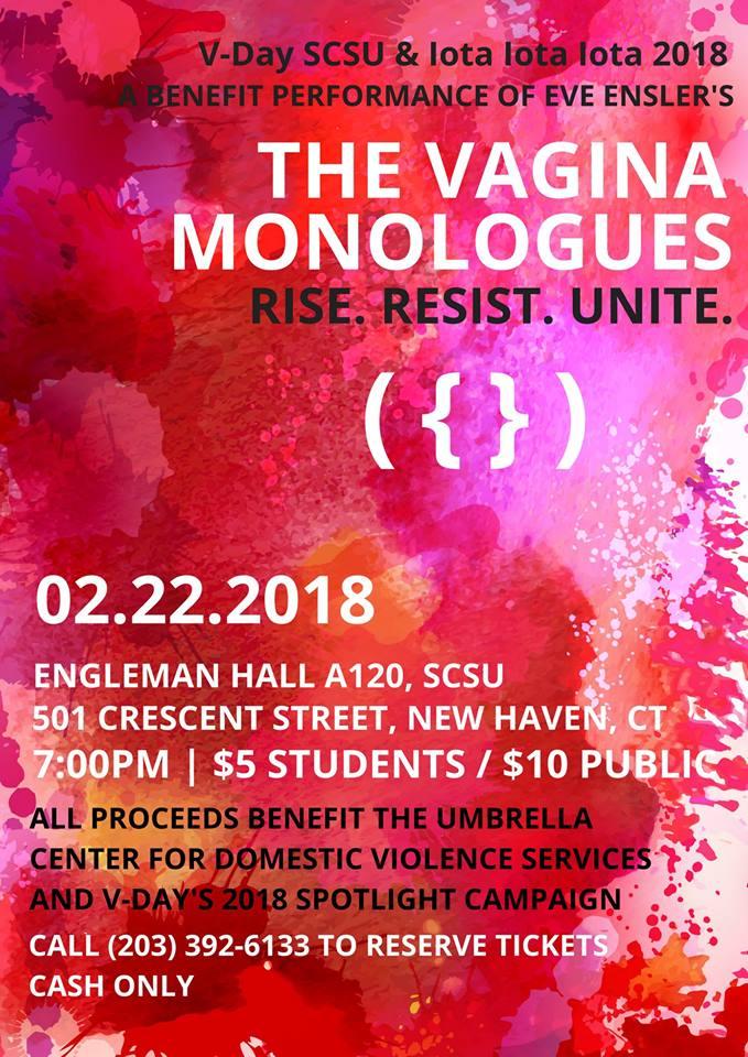 This Week in Westville: The Vagina Monologues @SCSU, Laraaji