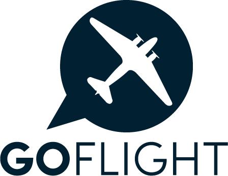 GO FLIGHT logo