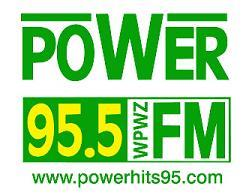 Power 95.5 logo for web