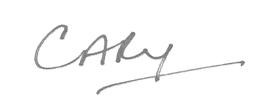Cary signature