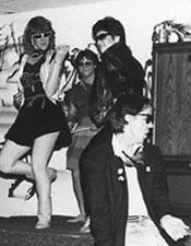 Vintage photo: 80's dance party at CMC