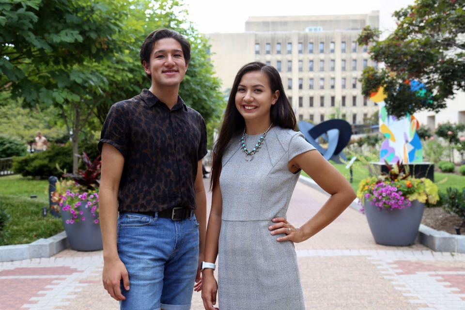 NAPLP students intern on Capitol Hill